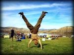 Bill Handstand